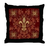 French throw pillows Throw Pillows