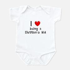 Dietitian Infant Bodysuit