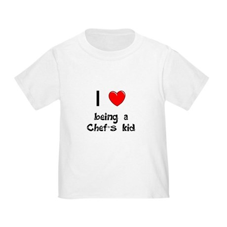 Chef Toddler T-Shirt