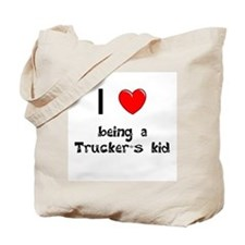 Trucker Tote Bag