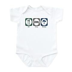 Eat Sleep Botany Infant Bodysuit
