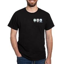 Eat Sleep Bookkeeping T-Shirt