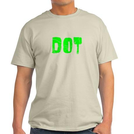 Dot Faded (Green) Light T-Shirt