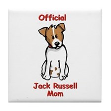 JR Mom Tile Coaster