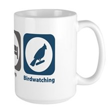 Eat Sleep Birdwatching Mug