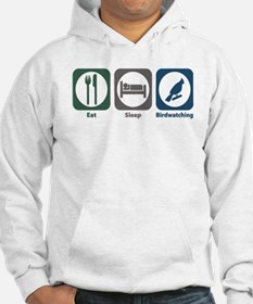 Eat Sleep Birdwatching Hoodie