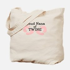 New Nana Twin Girls Tote Bag