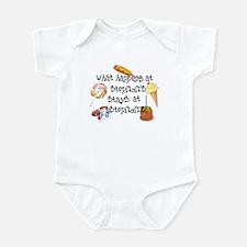 What Happens at StepMom's... Infant Bodysuit