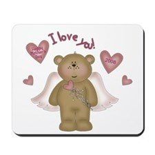 Mother's Day - Angel Bear Mousepad