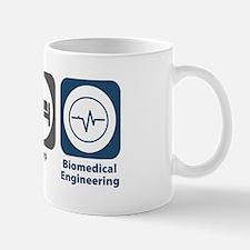 Eat Sleep Biomedical Engineering Mug