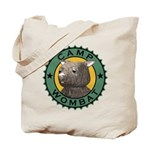 Camp Wombat Tote Bag