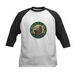 Camp Wombat Kids Baseball Jersey
