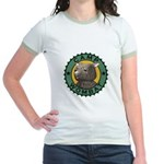 Camp Wombat Jr. Ringer T-Shirt