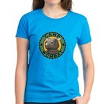 Camp Wombat Women's Dark Colored T-Shirt