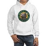 Camp Wombat Hooded Sweatshirt
