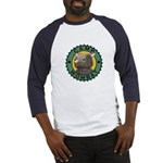 Camp Wombat Baseball Jersey