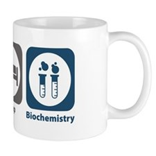 Eat Sleep Biochemistry Mug