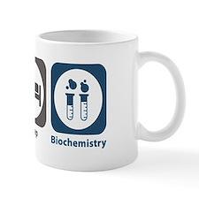Eat Sleep Biochemistry Small Mug
