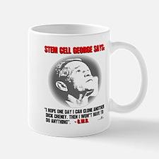 Bush, Stem cells and Cloning Mug