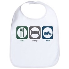 Eat Sleep Bike Bib