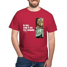 """Aeschylus """"In War"""" T-Shirt"""