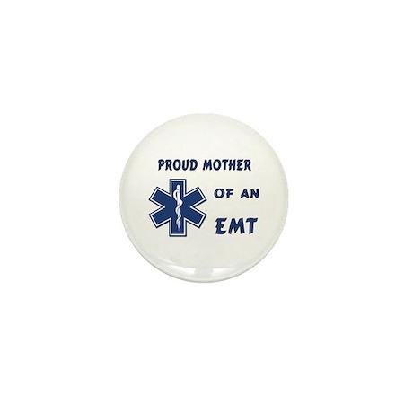 Proud EMT Mother Mini Button (100 pack)