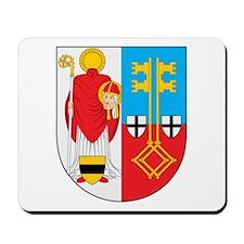 Krefeld Coat of Arms Mousepad