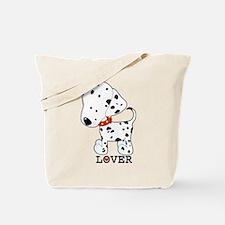 Dalmatian Lover Tote Bag