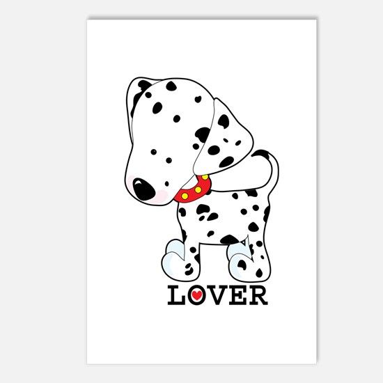 Dalmatian Lover Postcards (Package of 8)