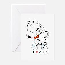 Dalmatian Lover Greeting Cards (Pk of 10)