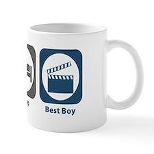 Eat Sleep Best Boy Small Mug
