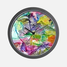 Tropical Dream Wall Clock