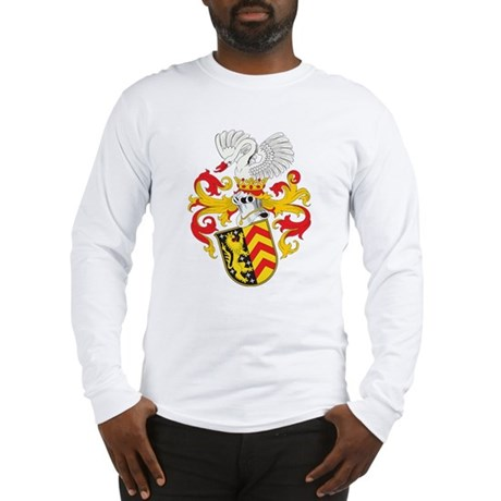 Hanau Coat of Arms Long Sleeve T-Shirt