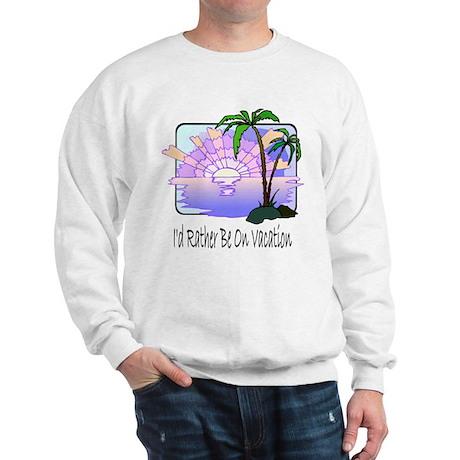Tropical Beach Vacation T-shi Sweatshirt