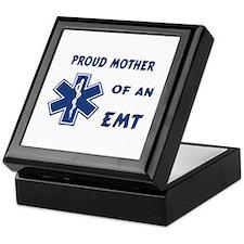 Proud EMT Mother Keepsake Box