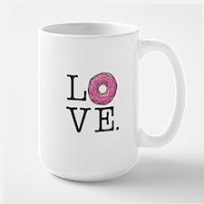 Donut Love Funny Food Humor Mugs