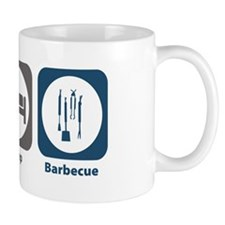 Eat Sleep Barbecue Mug