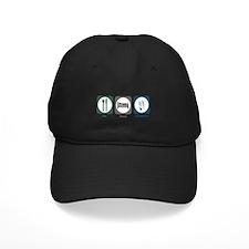 Eat Sleep Barbecue Baseball Hat