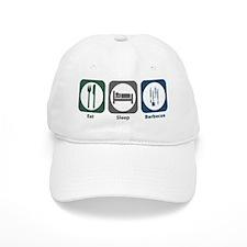 Eat Sleep Barbecue Baseball Cap