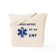 Proud EMT Mother Tote Bag