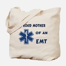 Proud EMT Mother Tote Bag