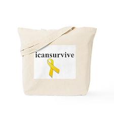 surviving deployment Tote Bag