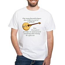 Zouk Lightbulb Shirt