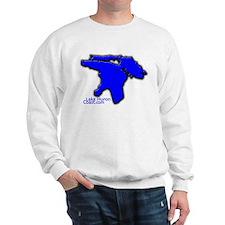 Lake Huron Coast Sweatshirt