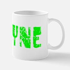 Dwayne Faded (Green) Mug