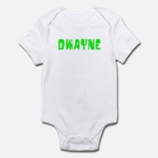 Dwayne Faded (Green) Infant Bodysuit