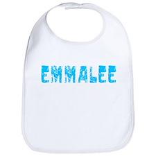 Emmalee Faded (Blue) Bib