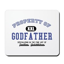 Property of Godfather Mousepad