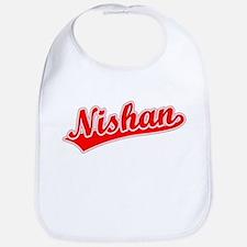 Retro Nishan (Red) Bib