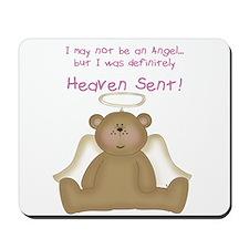 Heaven Sent Mousepad